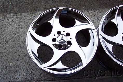 Tire Rack Rims by Offset On These 2004 Sl Rims Mbworld Org Forums