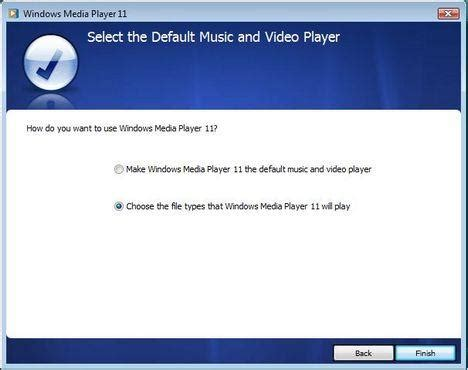 Teh Wmp windows media player 11 windows tutorials