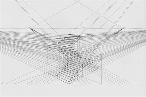 define sketch file staircase perspective jpg wikimedia commons