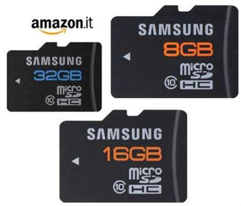 Micro Sd Di Purwokerto micro sd classe 10 samsung prezzi migliori offerte quale comprare 8 16 32 64gb