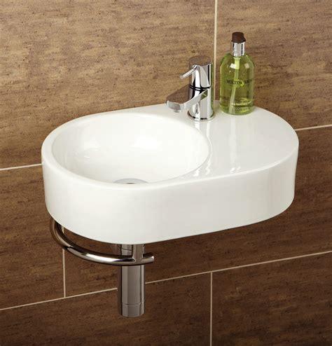 Small Kitchen Designs Uk hib malo saville cloakroom basin with towel rail 8943