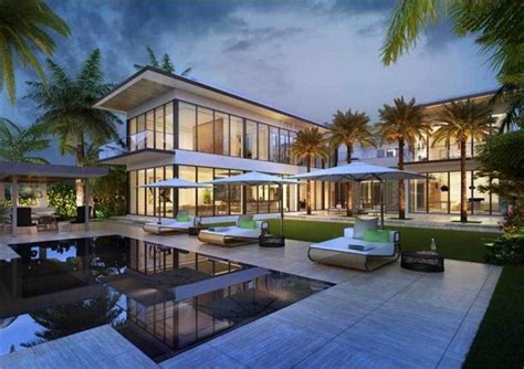 design house miami fl estate of the day 25 5 million waterfront mansion in