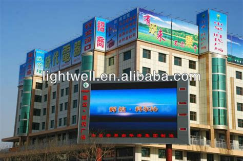 Led Controller Board U62 P10 2r1g1b p10 outdoor digital advertising color led board