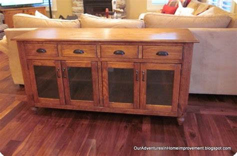 how to build a buffet table pdf plans build a buffet table diy bookshelf patterns