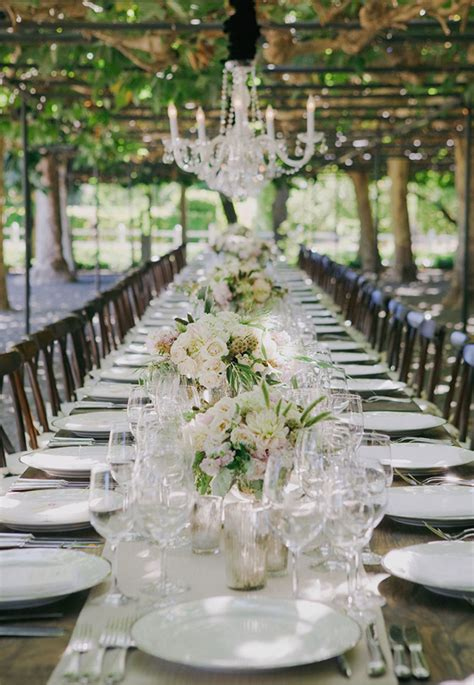 long table wedding long table wedding decorations archives weddings romantique