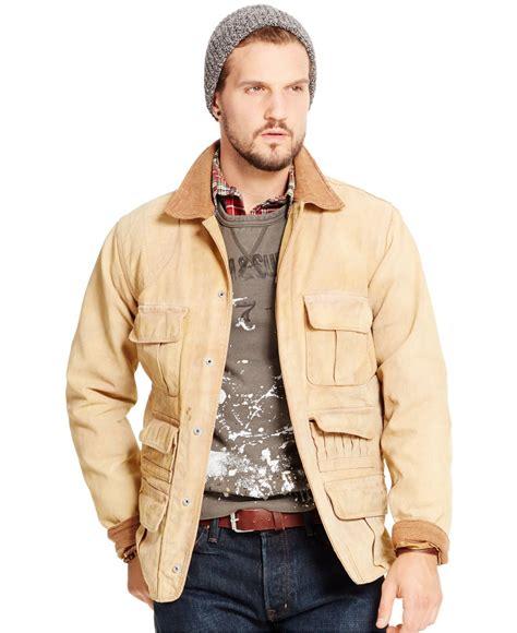 Cc034 Size M Black Blazer Formal Luaran Outerwear Fashion Wanita denim supply ralph canvas jacket in for lyst