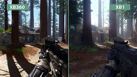 Infiny Cal 3 call of duty black ops 3 xbox 360 vs xbox one comparison