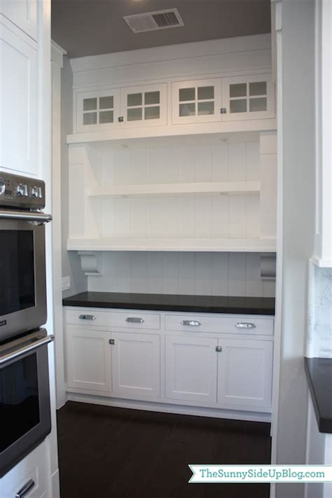 Butler Pantry Cabinets   Contemporary   kitchen   Kelly