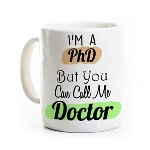 phd gift you can call me doctor gift for phd coffee mug