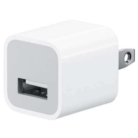 Apple 5w Usb Power Adapter Apple Md810ll A 5w Usb Power Adapter White Vip Outlet