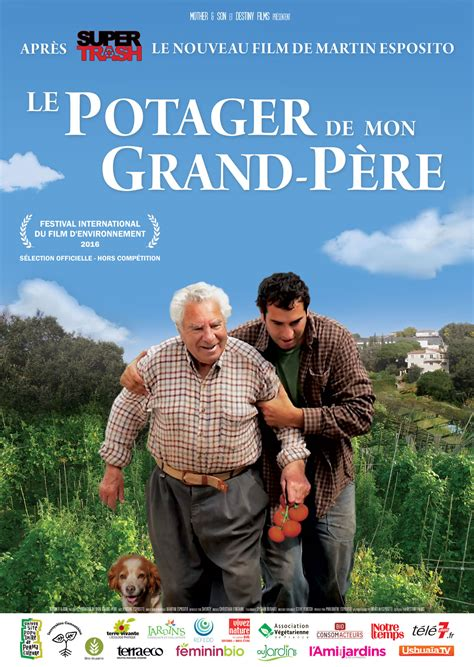 le potager de mon grand p 232 re film 2016 allocin 233