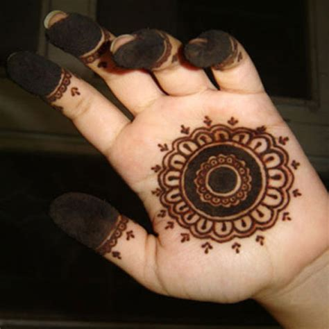 latest indian mehndi designs for kids hands 0014 life n