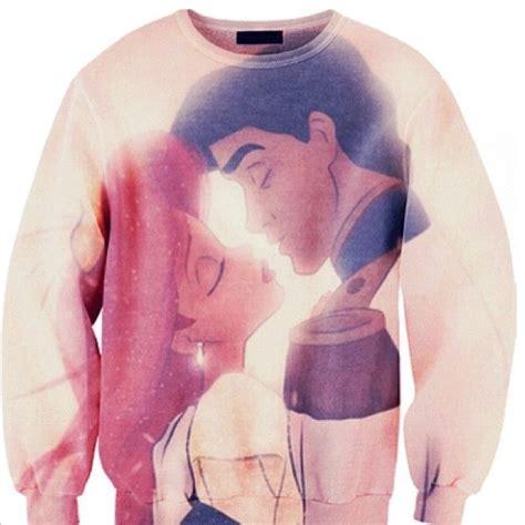 Sweater Ariel Ariel And Eric Sweater My Inner M E R M A I D