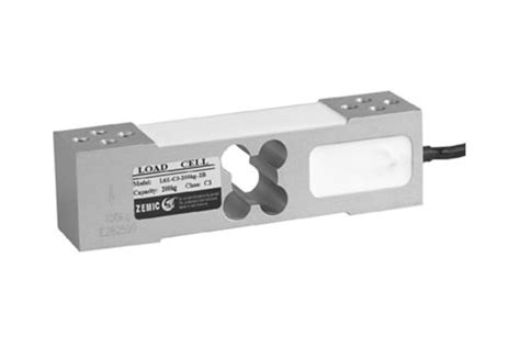 Load Cell Single Point Alumunium Material Zemic Lssp L6f 500kg l6e c3 80kg zemic single point cell the load cell depot