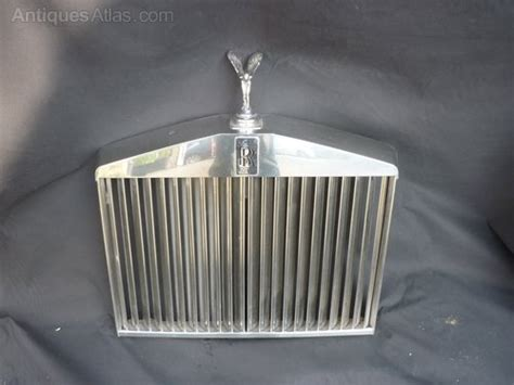 Rolls Royce Grill For Sale Antiques Atlas Rolls Royce Shadow Grill With Flying
