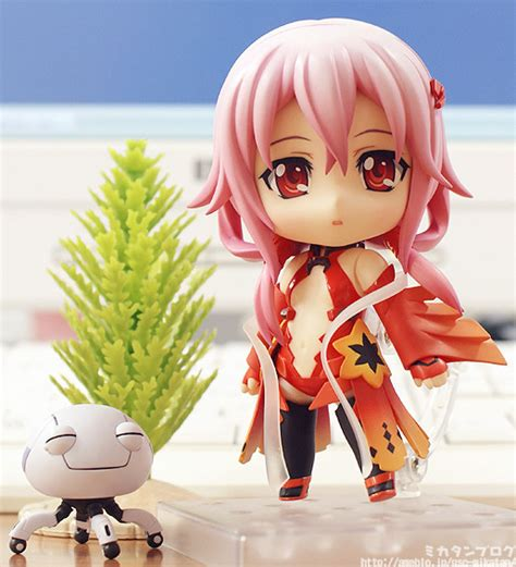 Figure Nendoroid Nendo Inori nendoroid inori yuzuriha kahotan s smile
