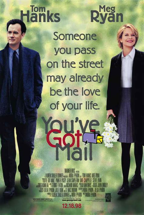 Youve Got Mail 1998 Film Classic 90s Movie You Ve Got Mail Go Into The Story