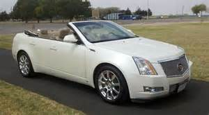 Cadillac Cts Coupe Convertible 2009 Cadillac Cts Wait For It Convertible 1a