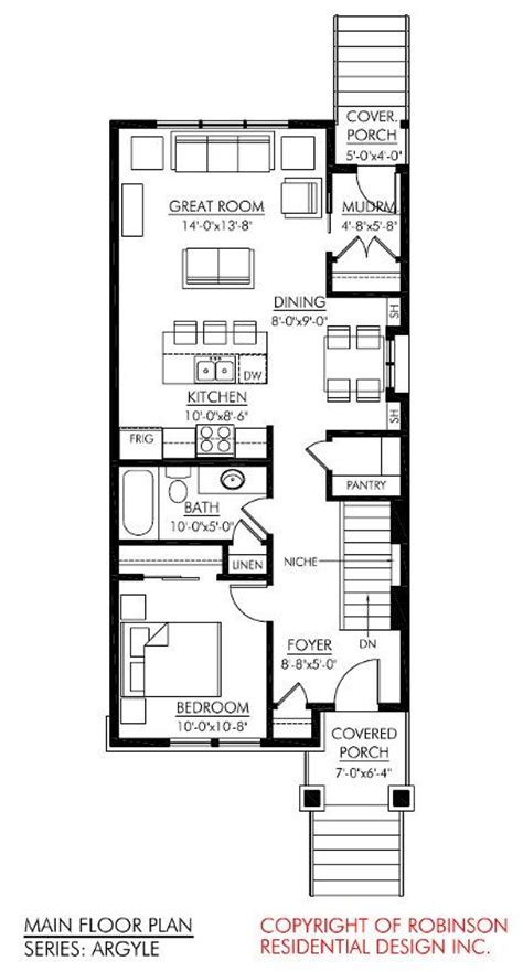 20 Wide House Plans by 20 Wide House Plans Home Design And Style