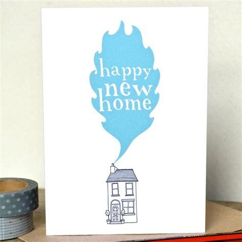 happy  home card  becka griffin illustration