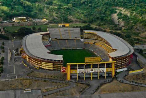 el estadio monumental isidro romero carbo de guayaquil el estadio monumental isidro romero carbo de guayaquil