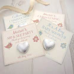 chocolate wedding favour ideas uk christening gift favours tailored chocolates gifts