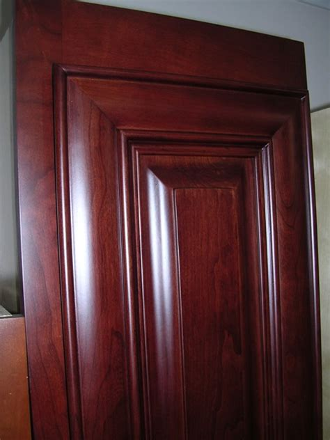 cherry wood kitchen cabinet doors red north american cherry kitchen cabinets