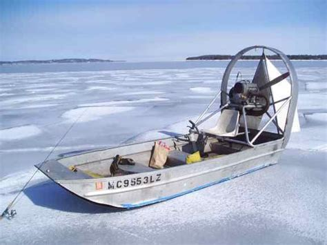 fan boat on ice old airboat on ice airboats pinterest ice