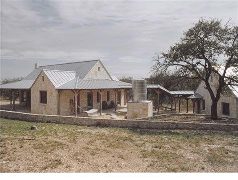 texas stone house plans keith texas ranch eclectic exterior other metro by