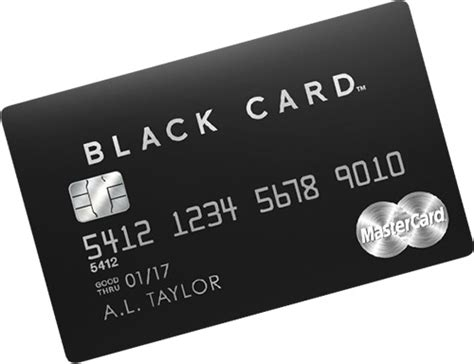 black card black card rebranded as luxury card with 3 new versions
