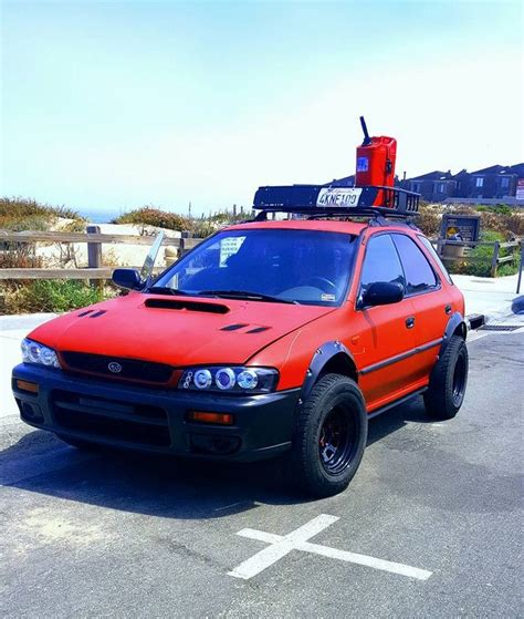 lifted subaru 19 best impreza lift offroad images on lifted