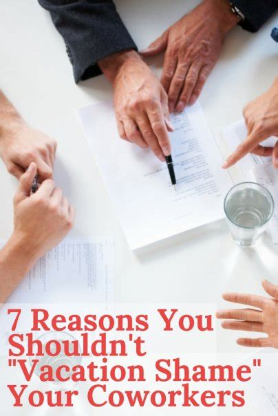 7 Reasons You Shouldnt Communicate by 7 Reasons You Shouldn T Quot Vacation Shame Quot Your Coworkers