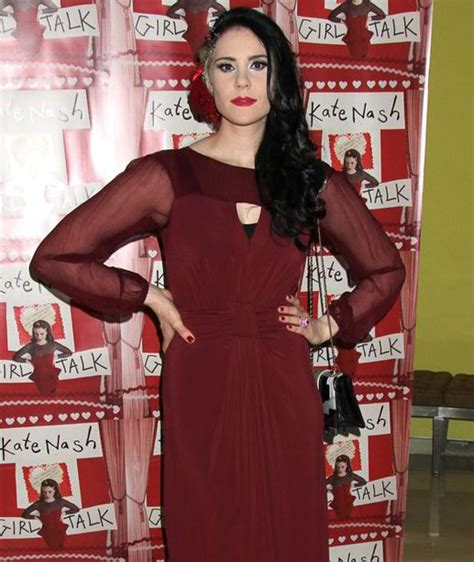 Kate Nash The New Musician Trendsetter by Image 10 Carpet Pictures Pics Express
