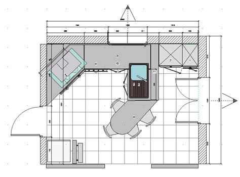 plan cuisine 10m2 cuisine 10m2 plan recherche cuisine
