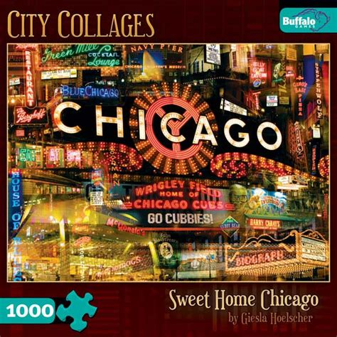 sweet home chicago jigsaw puzzle puzzlewarehouse