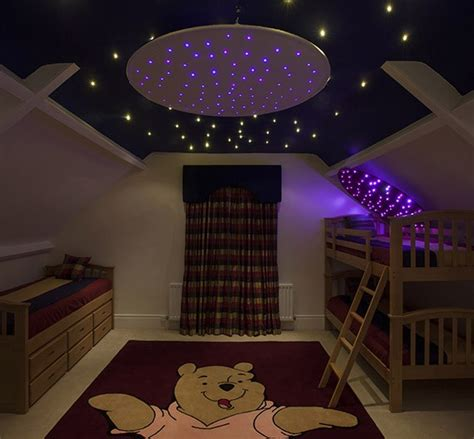 star lights for bedroom fiber optic star ceiling ring fiber optic lighting kits