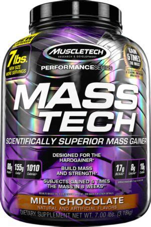 Masstech Muscletech mass tech by muscletech at bodybuilding best prices