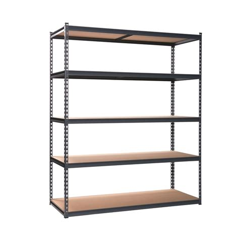 Garage Shelves Bunnings by Handy Storage 5 Tier 1830x1500x406mm Shelving Unit