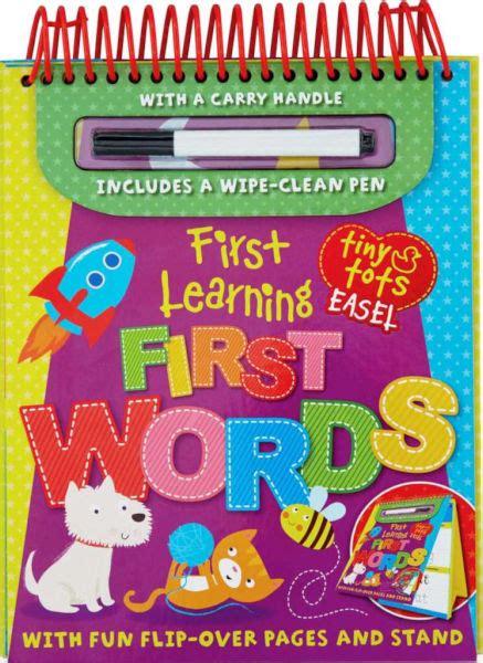 My Noisy Words Tiny Tots Sound Board Book Buku Impor Anak tiny tots easel learning words mega magazines