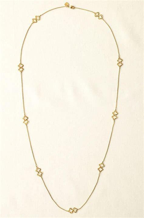 stella dot signature clover necklace crave