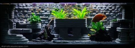 dramatic aquascapes dramatic aquascapes diy aquarium background bob kyaw
