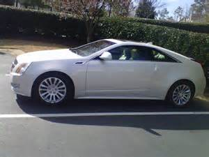 Cadillac Cts Coupe Performance 2011 Cadillac Cts Coupe Pictures Cargurus