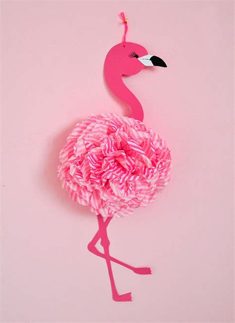 flamingo craft projects 25 unique pink flamingo ideas on