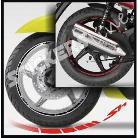 Sticker Line Honda by Adesivi Cerchi Honda Sh 125 Sh 150 Adesivi Ruote Honda