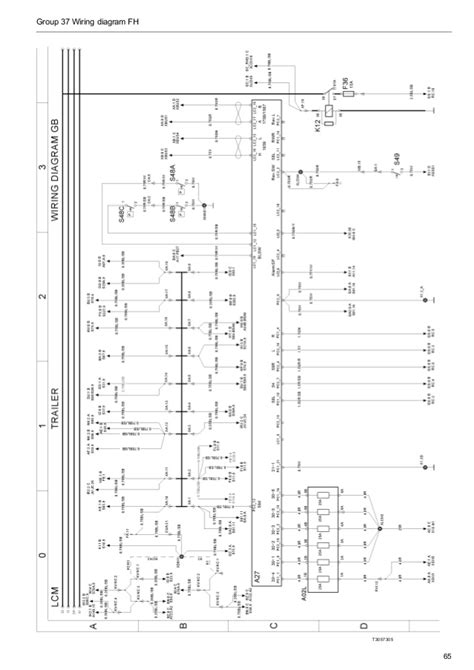 volvo l30 dash wiring schematic volvo wiring diagram for