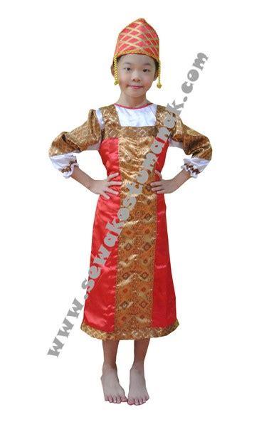 Kostum Internasional kostum anak kostum internasional russia rental kostum anak