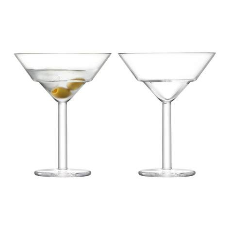 cocktail glass set buy lsa international mixologist cocktail glass