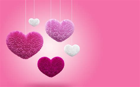 cute heart themes pink 3d hearts 4k wallpaper hd wallpapers