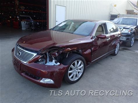 how make cars 2007 lexus ls spare parts catalogs 2007 to 2010 lexus ls 460 tow hitch wire harness lexus
