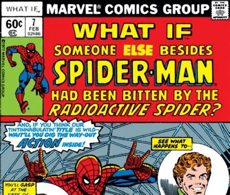 what are comics what if 1977 7 comics marvel